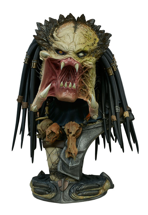 Wolf Predator Legendary Scale Bust 1/2  – Sideshow Exclusive 45 cm