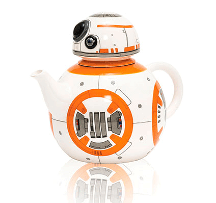 BB-8 Tekanna – Star Wars Episode VII