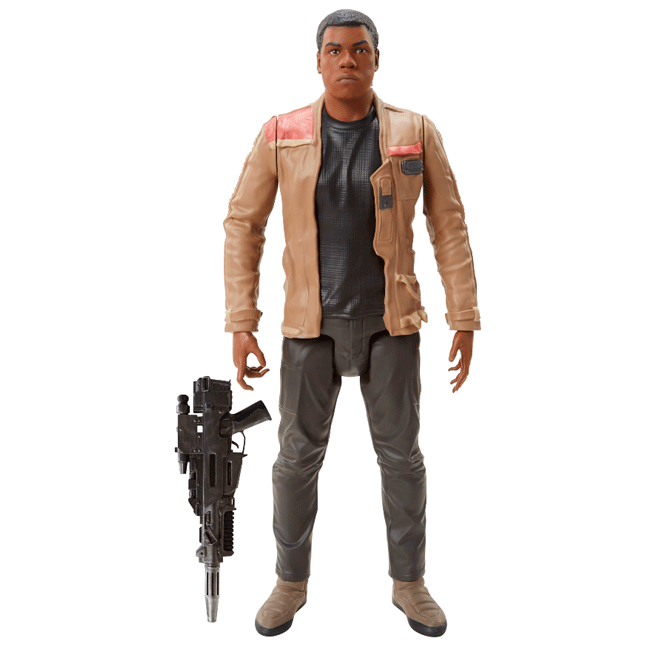 Star Wars TFA Finn Actionfigur