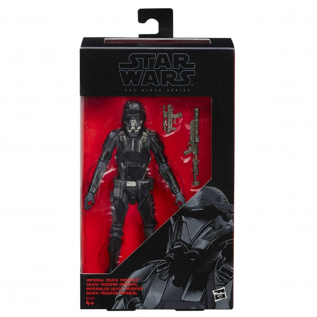 Imperial Death Trooper Actionfigur – Rogue One The Black Series