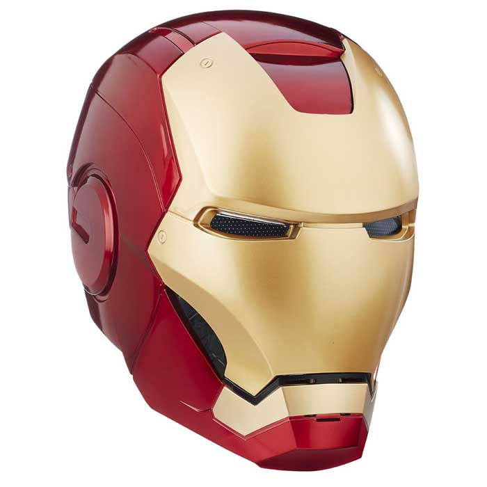Iron Man Electronic Helmet Marvel Legends