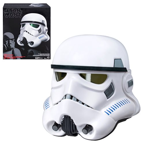 Rogue One Imperial Stormtrooper Voice-Changer Helmet Replica