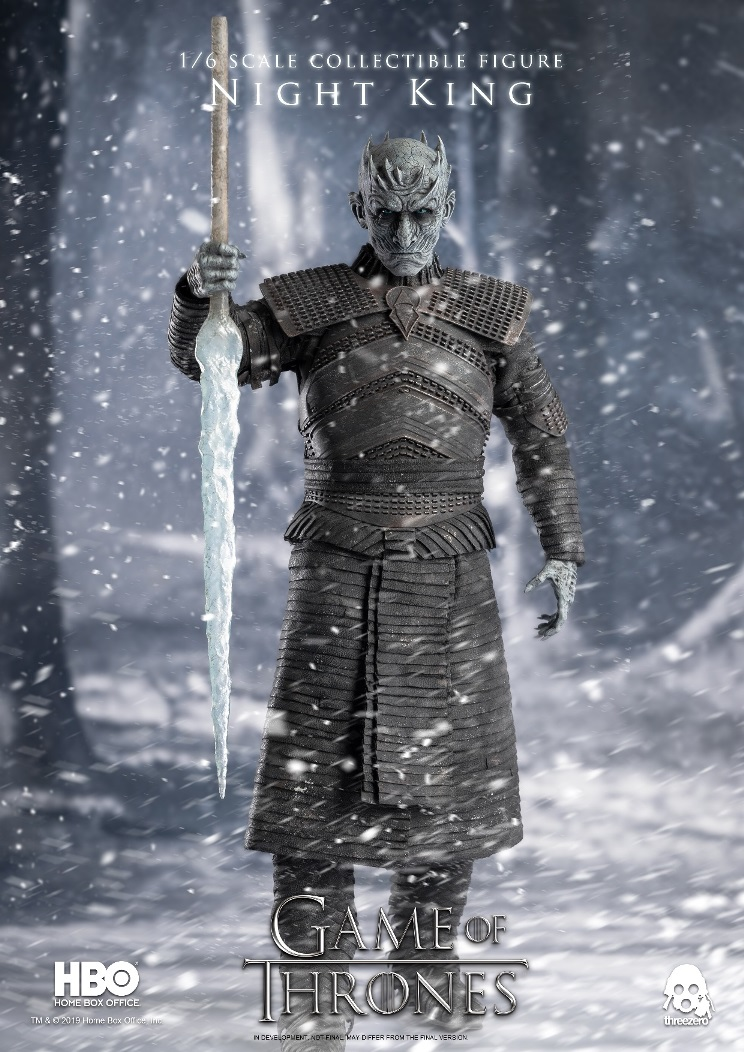 The Night King – Game of thrones Actionfigur 1/6