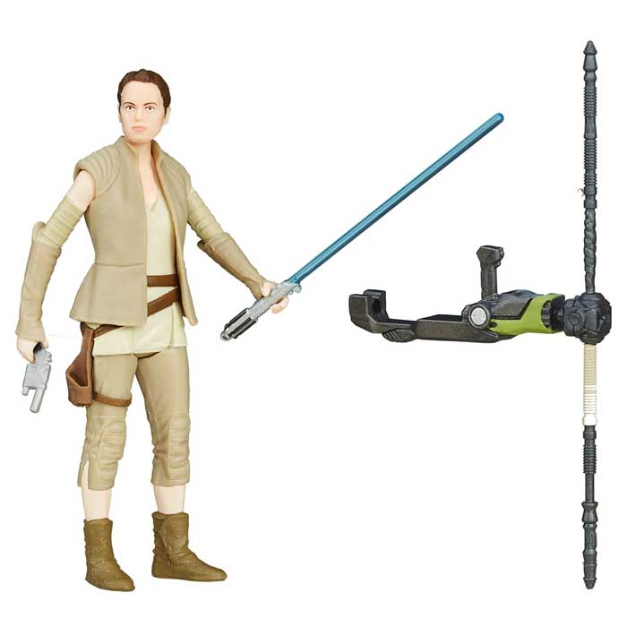 Rey (resistance outfit) Actionfigur – Star Wars Jungle Space 2016