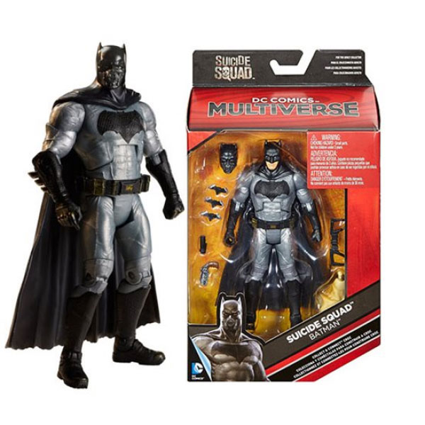 Batman – DC Multiverse Suicide Squad Actionfigur Wave 1