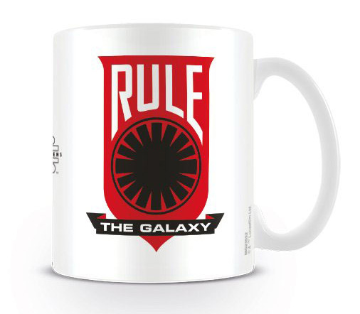 Star Wars Episode VII Rule The Galaxy Mugg