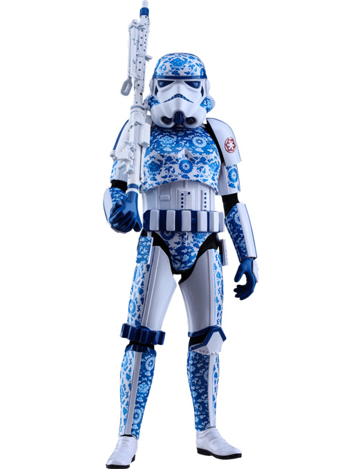 Stormtrooper – Hot Toys Porcelain Pattern Version