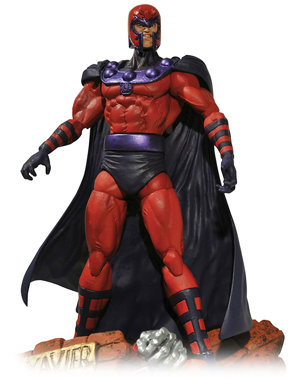 Magneto actionfigur – Marvel select
