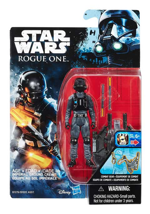 Imperial Ground Crew Rogue One Actionfigur – Star Wars Universe 2016 Wave 1