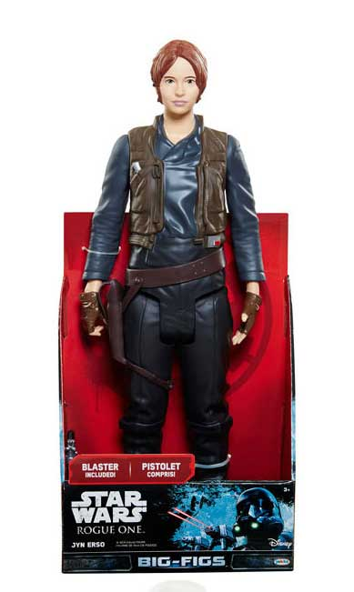 Star Wars Rogue One Jyn Erso Actionfigur 51 cm