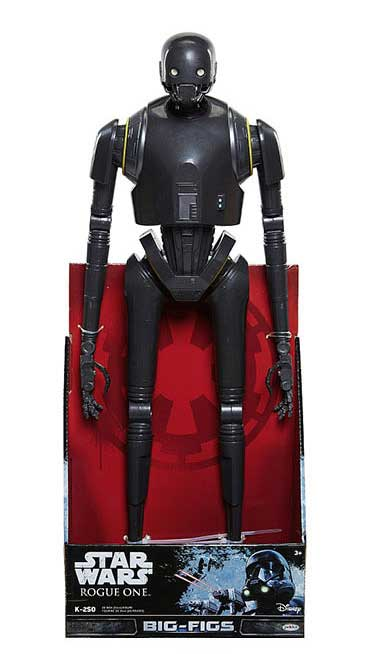 Star Wars Rogue One K2S-O Actionfigur 51 cm