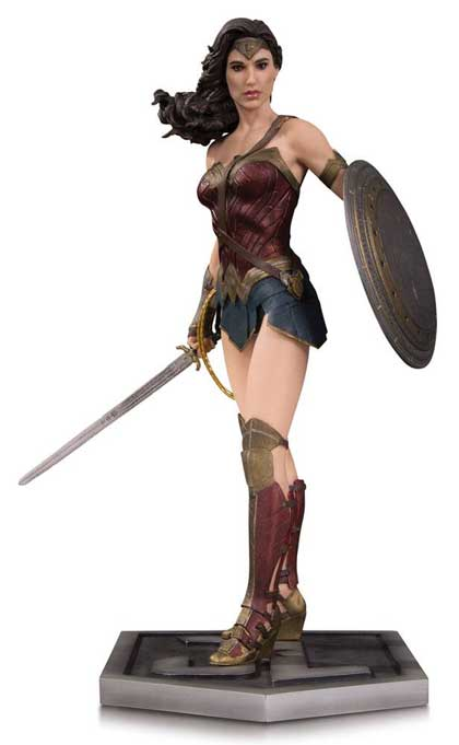 Wonder Woman – Justice League Staty