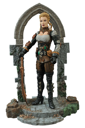 Lucy Westenra Actionfigur – Monster Hunter Universal Monsters Select