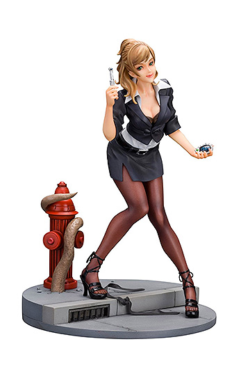 Agent G Bishoujo Staty 1/7 – Men in Black 3