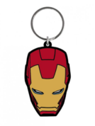 Avengers Age of Ultron Gumminyckelring Iron Man
