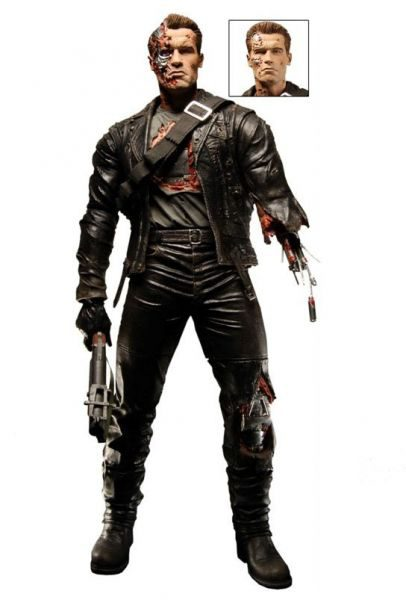 Cult-Classic-Neca-Terminator-T-800-Battle-Damaged-7-inch