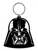 Star Wars gumminyckelring Darth Vader