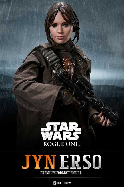 Jyn Erso – Rogue One Premium Format Figur