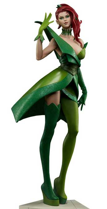Poison Ivy DC Comics Staty – Stanley Lau Sideshow Exclusive