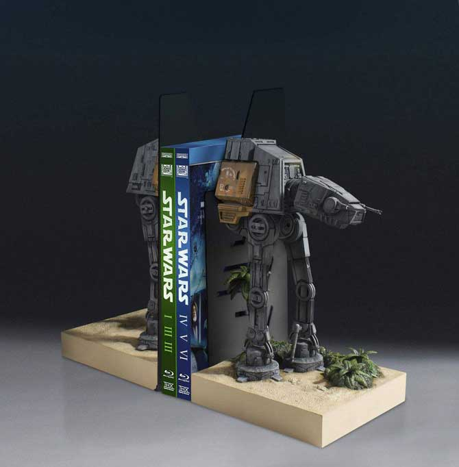 AT-ACT Star Wars Bookends