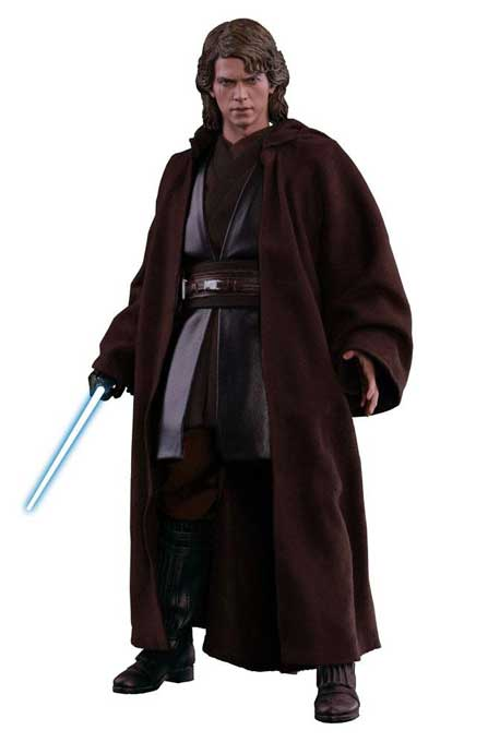 Anakin Skywalker Star Wars III Movie Masterpiece Actionfigur 1/6