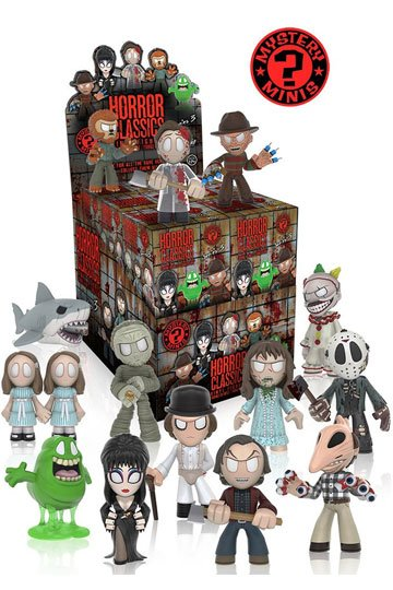 Horror Movie Collection Mystery Minis 3