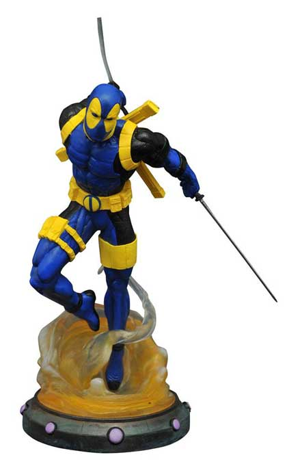 Deadpool X-Men SDCC 2017 Exclusive Marvel Gallery PVC Staty