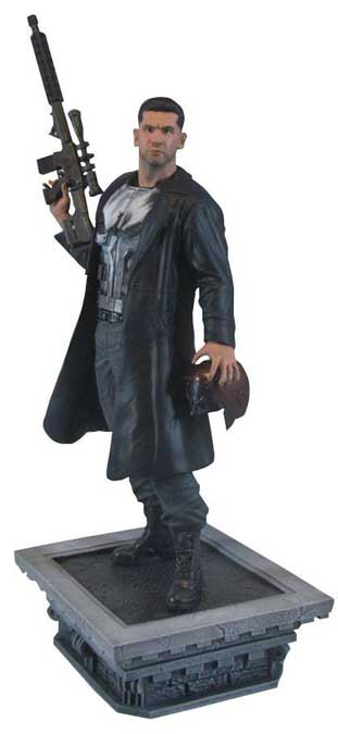 Punisher Marvel Gallery PVC Staty (Netflix TV Series)