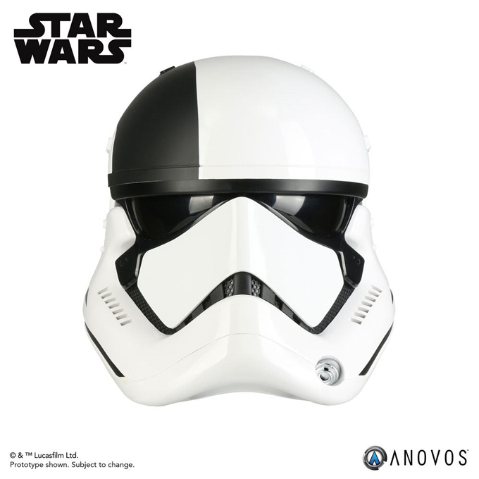 Star Wars VIII Stormtrooper Executioner Helmet Accessory
