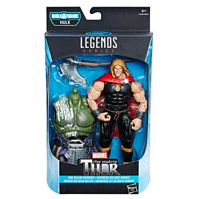 Odinson Actionfigur Thor Ragnarok Marvel Legends