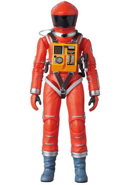 2001: A Space Odyssey MAF EX Actionfigur Space Suit Orange Ver.