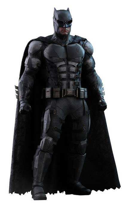 Batman Tactical Batsuit Hot Toys MMA Figur 1/6