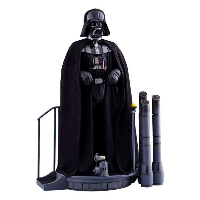 Darth Vader Hot Toys 1/6 Movie Masterpiece Actionfigur Star Wars V