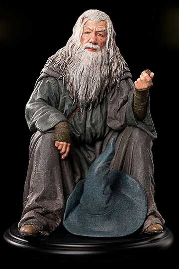 Lord of the Rings Staty Gandalf