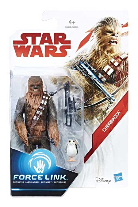 Chewbacca – Star Wars VIII Force Link Actionfigur