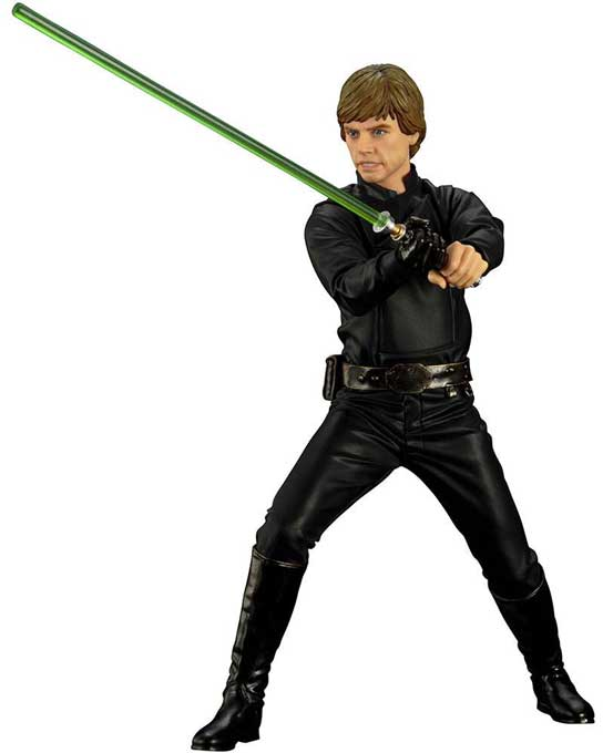 Luke Skywalker Return of the Jedi ARTFX+ Staty 1/10