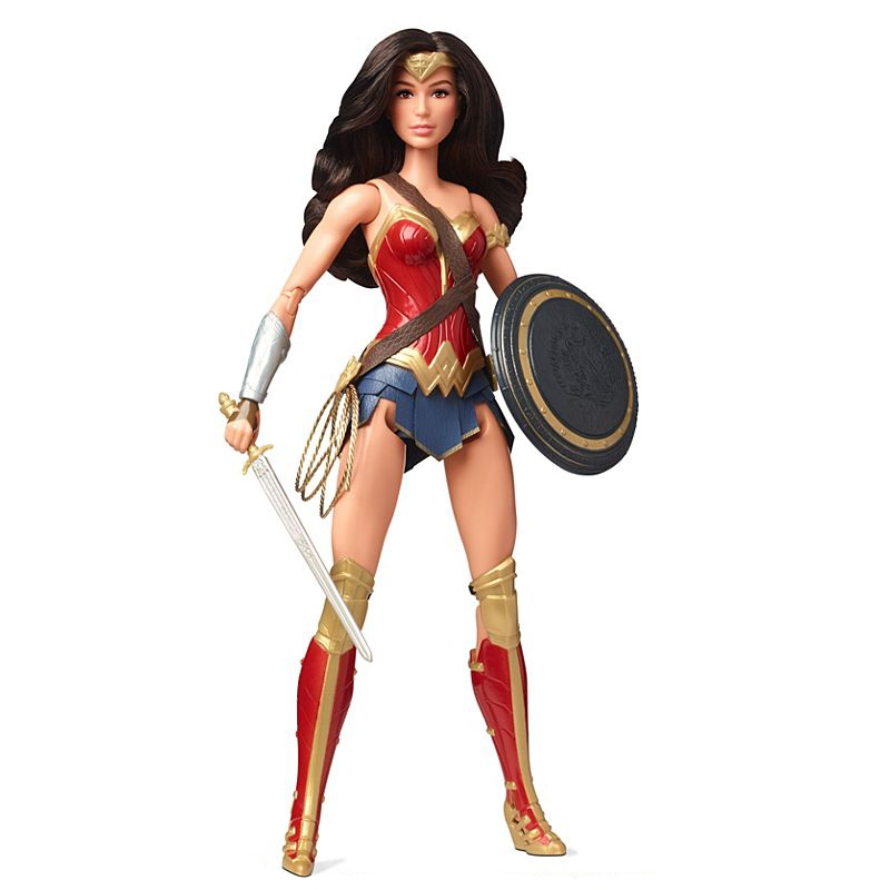 Black Label JL Wonder Woman Barbie