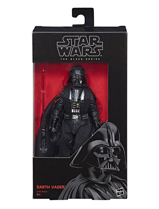 Darth Vader Episod IV Actionfigur – Star Wars Black Series