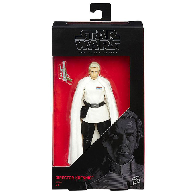 Director Krennic Actionfigur – Rogue One The Black Series