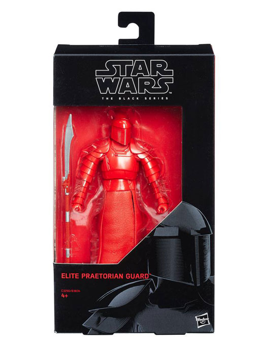 Elite Praetorian Guard Episod VIII Actionfigur Star Wars Black Series