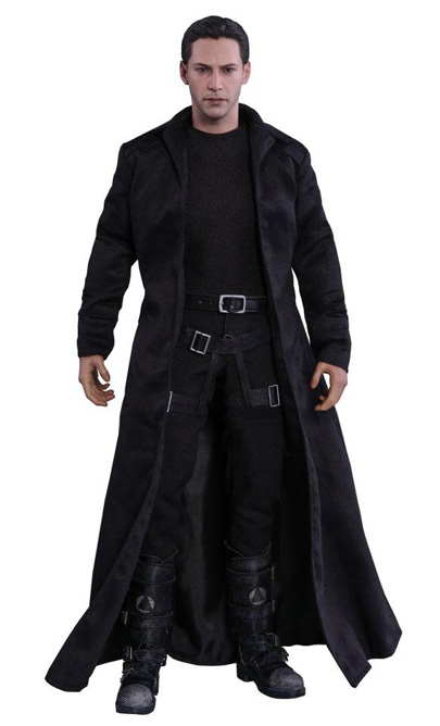 Neo Matrix Movie Masterpiece Actionfigur 1/6