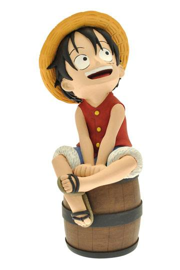 One Piece Bust Bank Luffy