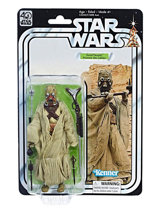 Sandpeoople Episod IV Actionfigur – Star Wars Black Series 40th Anniversary