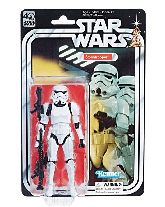 Stormtrooper Episod IV Actionfigur – Star Wars Black Series 40th Anniversary