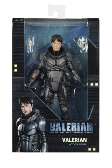 Valerian Actionfigur – Valerian and the City of a Thousand Planets