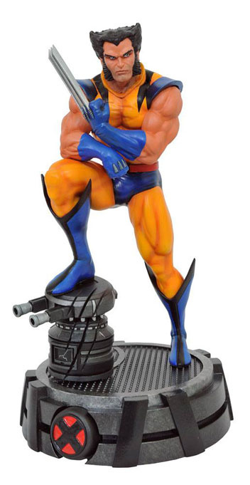 Wolverine PVC Staty – Marvel Premier Collection