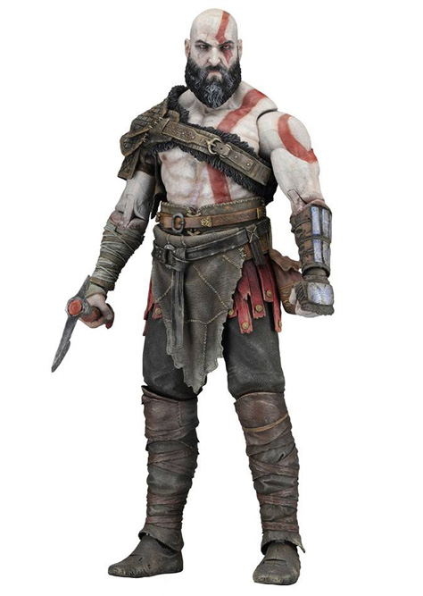 Kratos God of War 2018 Actionfigur 1/4