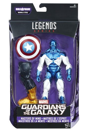 Vance Astro Actionfigur Marvel Legends Guardian of the Galaxy