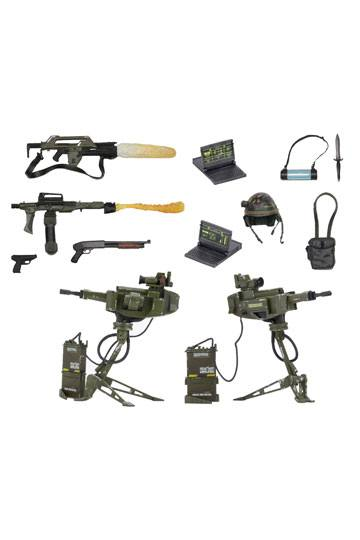 Aliens USCM Arsenal Weapons Accessory Pack
