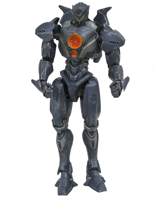 Gipsy Avenger Actionfigur Pacific Rim Uprising Diamond Select Series 1